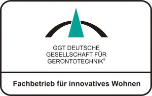 Auszeichnung Fachbetrieb Komfort barrierefrei | Block Baderaumsysteme
